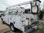 Lot: 35-EQUIP#001012 - 2000 FORD F-550 BUCKET TRUCK