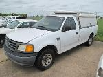 Lot: 42-EQUIP#048010 - 2004 FORD  F-150 1/2 TON PICKUP - CNG