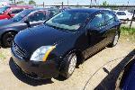 Lot: 07-149223 - 2007 Nissan Sentra - KEY  / RUNS