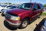 Lot: 12-149677 - 1999 Ford Expedition SUV - KEY