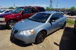 Lot: 13-144846 - 2008 Pontiac G6 - KEY  / RUNS