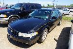 Lot: 15-151713 - 2002 Cadillac Seville - KEY