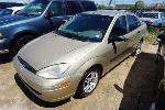 Lot: 18-150133 - 2002 Ford Focus - KEY