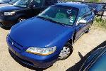 Lot: 20-149965 - 1998 Honda Accord - KEY