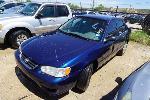 Lot: 24-151154 - 2001 Toyota Corolla - KEY  / RUNS