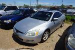Lot: 25-149915 - 2003 Honda Accord - KEY