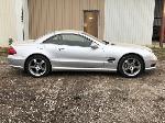 Lot: 31953 - 2003 Mercedes-Benz SL500 - Key / Runs