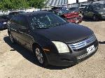 Lot: 08-S237939 - 2006 FORD FUSION