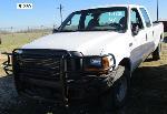 Lot: 63-151230 - 2001 FORD F-350 CREW CAB PICKUP<BR>VIN# 3FTSW30L91MA77872