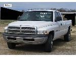 Lot: 66-151361 - 2002 DODGE 3/4 TON QUAD CAB PICKUP<BR>VIN# 3B7KC23Z12M306419