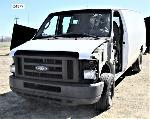 Lot: 71-151879 - 2008 FORD C-350 EXT CARGO VAN<BR>VIN# 1FTSS34L78DB49843