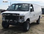 Lot: 72-151883 - 2008 FORD C-350 EXT CARGO VAN<BR>VIN# 1FTSS34L68DB49820