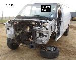 Lot: 73-151898 - 2008 FORD E-350 EXT CARGO VAN<BR>VIN# 1FTSS34L18DB49840