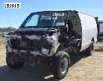 Lot: 75-151915 - 2008 FORD C-350 EXT CARGO VAN<BR>VIN# 1FTSS34LX8DB55376
