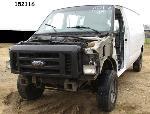 Lot: 83-152116 - 2009 FORD E-250 CARGO VAN<BR>VIN# 1FTNE24L09DA71458
