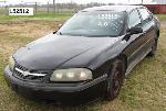 Lot: 102-152512 - 2003 CHEVY IMPALA<BR>VIN# 2G1WF55K439386201