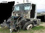 Lot: 104-152835 - 2014 VOLVO TRACTOR TRUCK<BR>VIN# 4V4NC9EJ9EN181150