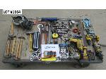Lot: 121-1664 - TOOLS PARTS: VISE GRIPS, WRENCHES SAW