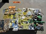 Lot: 137-1680 - TRACTOR REPAIR PARTS: GASKETS, SHIMS, FUEL LINES