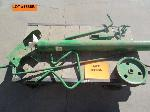 Lot: 143-1686 - TRACTOR REPAIR PARTS: JD PANELS, ROLLERS, PULLEYS