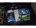 Lot: 1393 - Miscellaneous  Automotive  Items, Transmission Filter Kit, Cabin Air Filters  Air Freshers, Fuel Filters And MORE