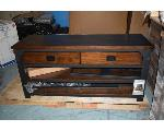 Lot: 1396 - Assembled 3 In 1 TV Stand w/o TV Mounting Bracket