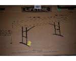 Lot: 1398 - Lifetime Plastic Table