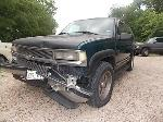 Lot: 7 - 1998 CHEVY TAHOE SUV