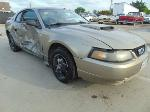 Lot: B9020400 - 2001 FORD MUSTANG