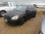 Lot: 07-115455 - 2009 HYUNDAI ACCENT GS