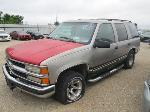 Lot: 0429-3 - 1998 CHEVROLET TAHOE SUV
