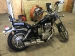 Lot: 361 - 1986 SUZUKI LS650 MOTORCYCLE - KEY / RUNS