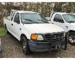 Lot: 224.BEAUMONT - 2004 FORD PICKUP<br>VIN# 2FTPX17Z04CA82198
