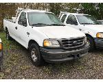 Lot: 227.BEAUMONT - 2002 FORD PICKUP<br>VIN# 2FTPF17Z02CA29243