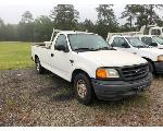 Lot: 234.BEAUMONT - 2004 FORD PICKUP<br>VIN# 2FTPF17Z94CA82235