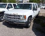 Lot: 251.AUSTIN - 1999 CHEVROLET SUV<br>VIN# 3GNFK16R4XG192374