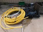Lot: 45 - Rubber Belting Material & Gas Hose