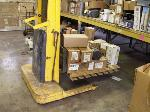 Lot: 46 - Big Joe Walkie Stacker Forklift