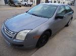Lot: A7610 - 2007 Ford Fusion - Runs
