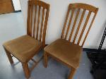 Lot: A7626 - Pair of Chairs