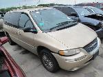 Lot: 1909240 - 2000 CHRYSLER TOWN AND COUNTRY VAN - KEY*