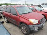 Lot: 1909277 - 2001 TOYOTA RAV4 SUV - KEY* / STARTED