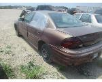 Lot: 04-721422 - 2000 PONTIAC GRAND AM SE1