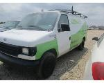 Lot: 06-B60387 - 1996 FORD E-150 VAN