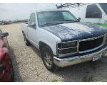 Lot: 07-150771 - 1998 CHEVROLET C1500 PICKUP