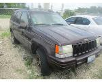 Lot: 16-114674 - 2001 JEEP GRAND CHEROKEE SUV