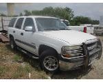 Lot: 33-107574 - 2001 CHEVROLET TAHOE SUV