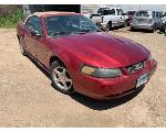 Lot: 84674 - 2003 FORD MUSTANG - KEY / RUNS & DRIVES
