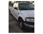 Lot: 04 - 2000 Ford F150 Ext Cab Truck - Key