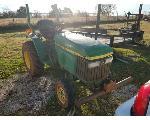 Lot: 11 - 1997 John Deere 770 Tractor - Key